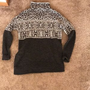 Merona Funnel Neck Sweater